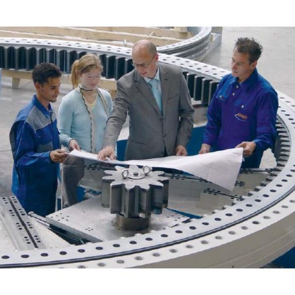CRB32-HU08A harmonic reducer crossed roller bearings #1 image
